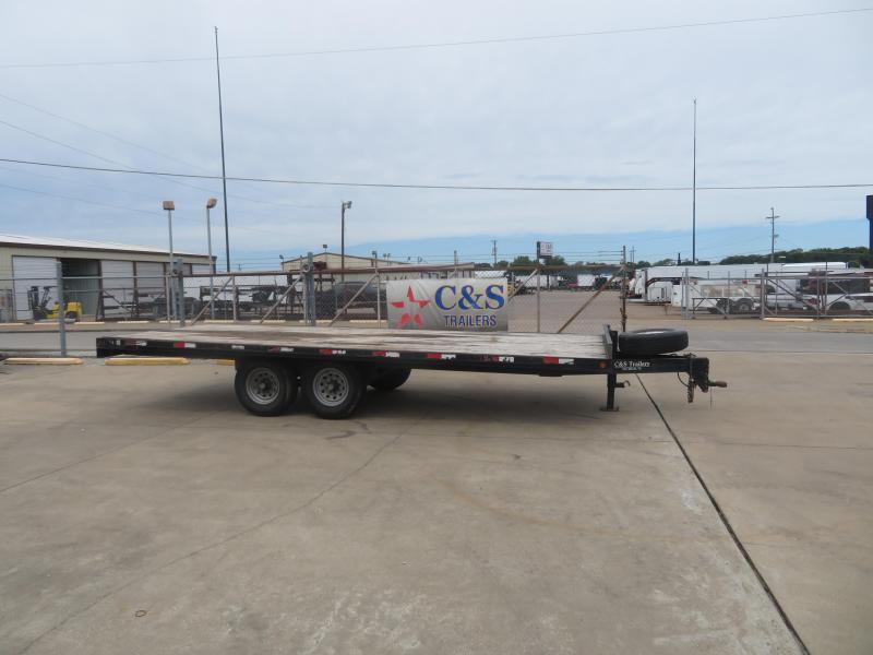 Rental 25 - C & S 20' Deckover in Ashburn, VA