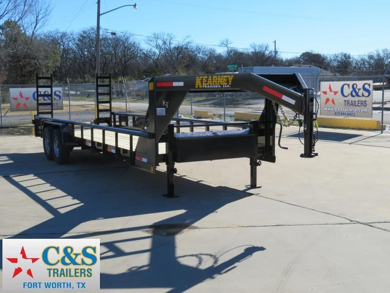 2019 Kearney 83 x 24 Equipment Trailer