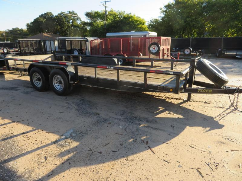 Rental 69 - 2015 Other 20 Utility Utility Trailer