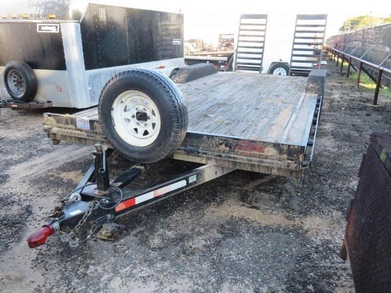 Rental 34 - Big Tex 16'+6' DOVE TAIL Car Hauler in Ashburn, VA