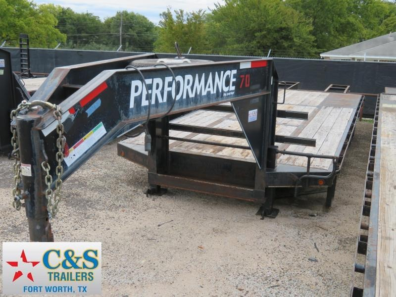 Rental 70 - 2016 Performance Trailers 20 5' Dual Tandem Axle Flatbed Trailer in Ashburn, VA