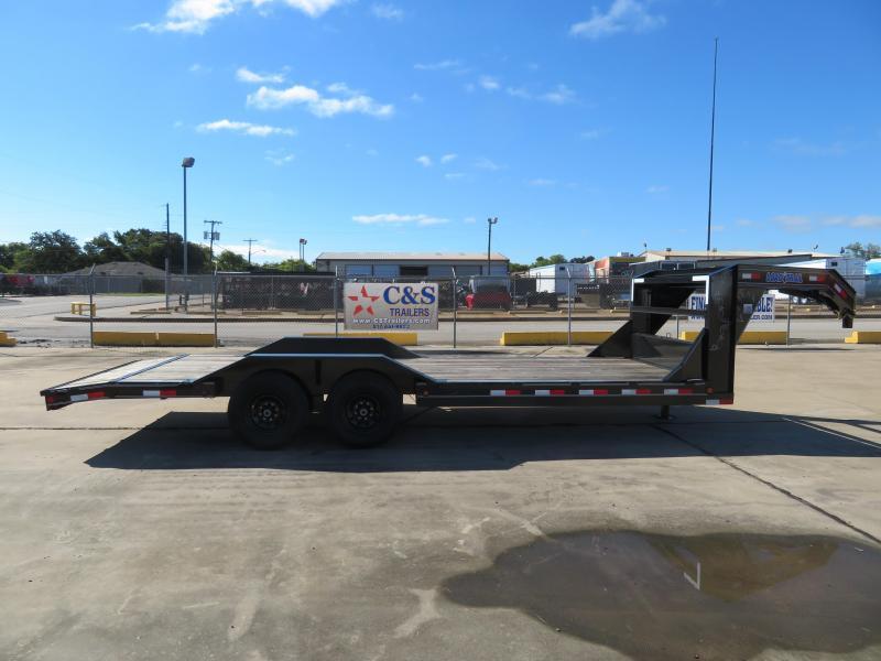 2018 Load Trail 102 x 22 Equipment Trailer