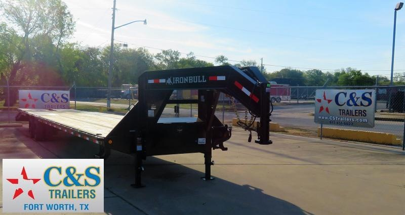 2019 Iron Bull 102 X 40 Equipment Trailer