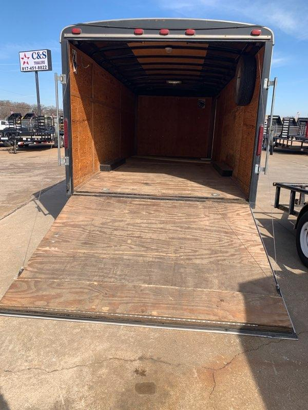 Rental 49 - 2013 Other 8.5 x 20 Enclosed Car / Racing Trailer