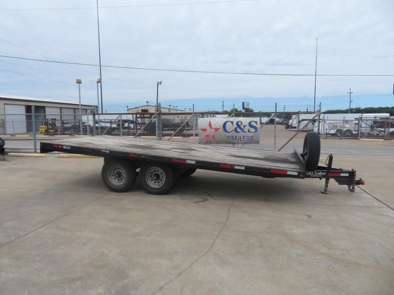 Rental 26 - C & S 18' Deckover in Ashburn, VA