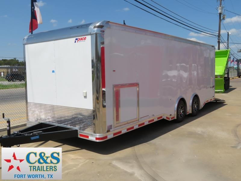 2019 Pace American 24 Car / Racing Trailer
