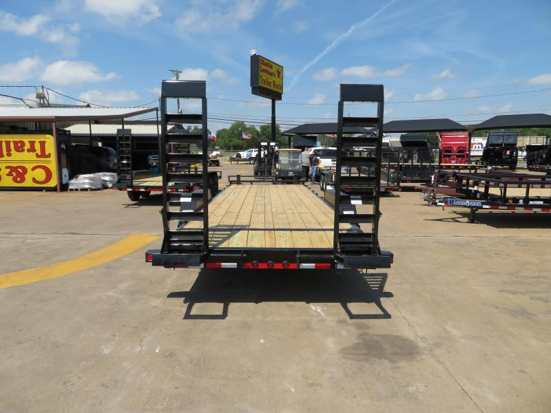 2018 Load Trail 7x24 Equipment Trailer