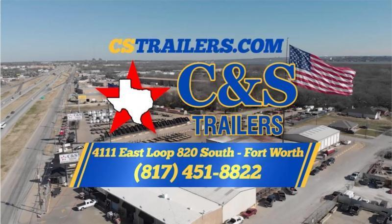2015 Load Trail 102 x 24 Flatbed Trailer
