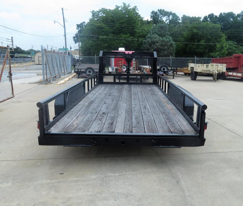 2004 Other 83 x 20 Utility Trailer