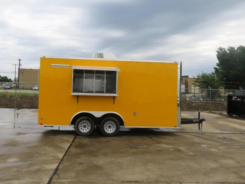 2019 Lark 8.5 x 16 Vending / Concession Trailer