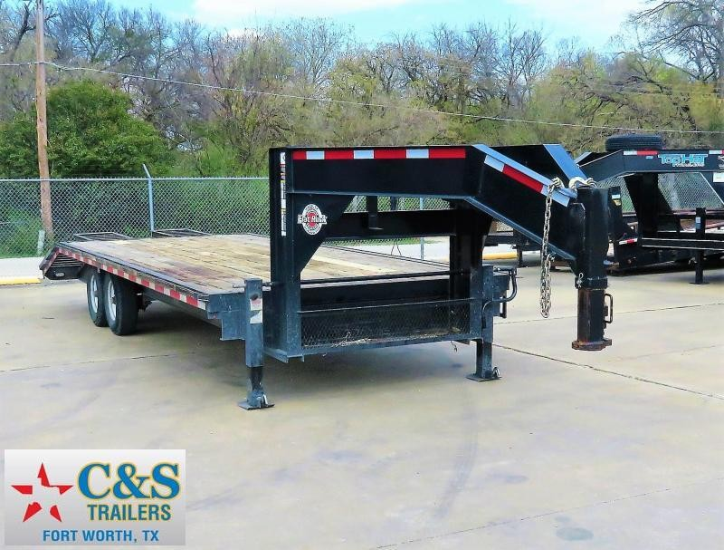 2018 Other 24 x 102 Flatbed Trailer