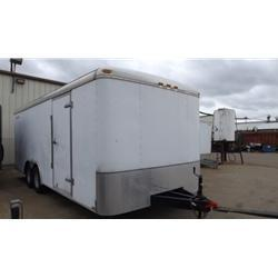 Rental 48 - 20' Enclosed Cargo Trailer