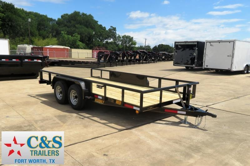 2019 Kearney 83 X 16 Utility Trailer in Ashburn, VA