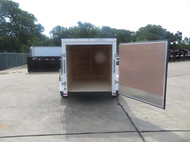 2019 Lark 5 X 8 Enclosed Cargo Trailer