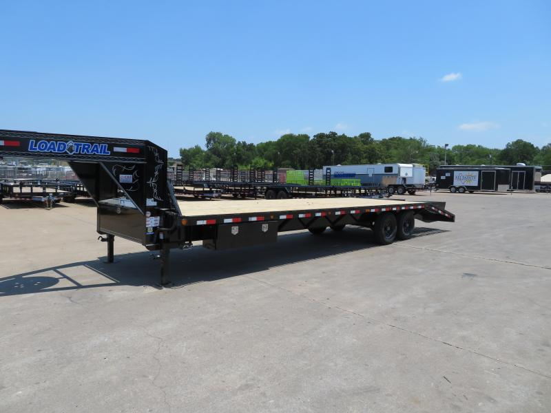 2018 Load Trail 102X30 Flatbed Trailer