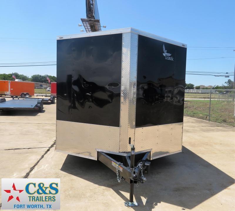 2019 Lark 8.5 x 16 Enclosed Cargo Trailer