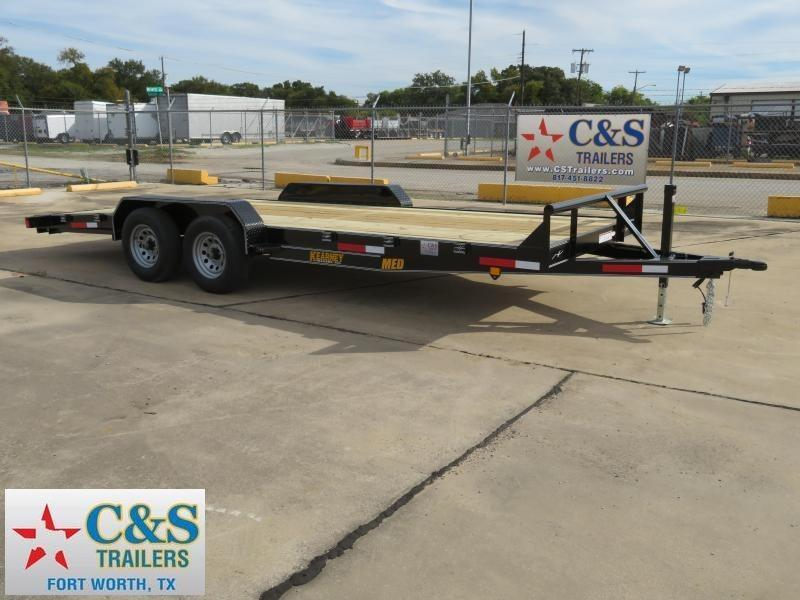 2019 Kearney 83 x 20 Equipment Trailer
