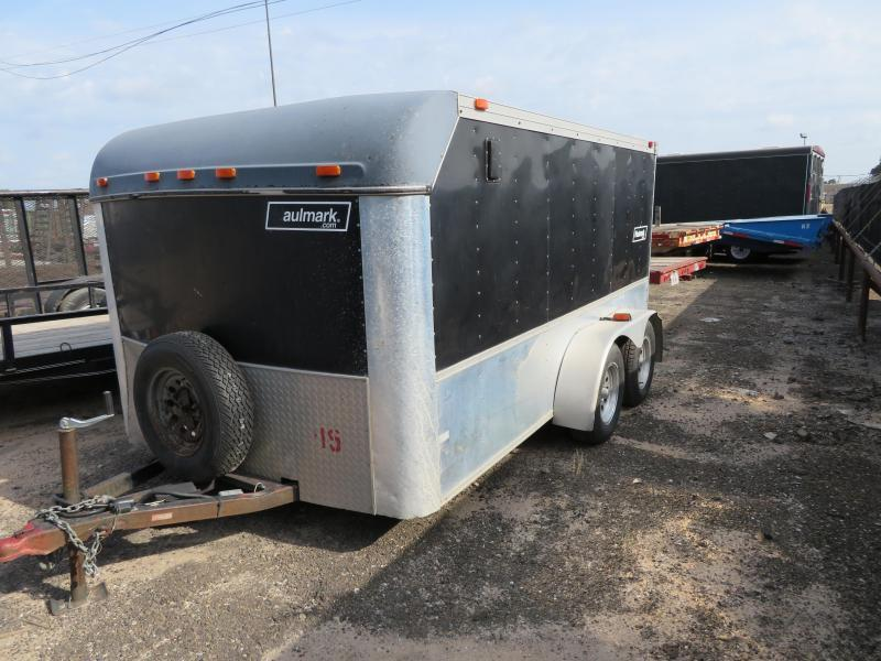 Rental 15 - 14' Motorcycle Trailer