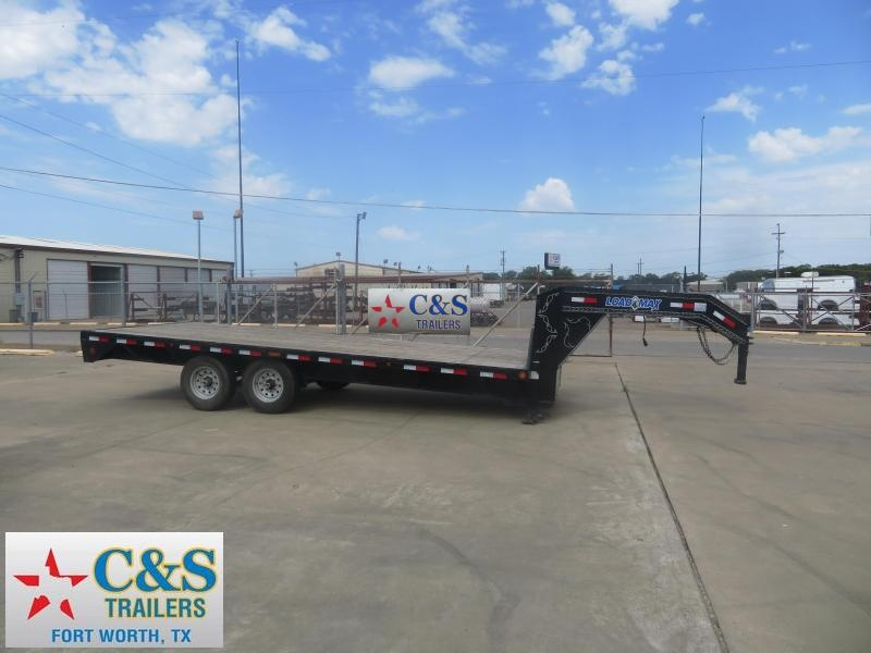 2019 Load Max 102 x 20 Equipment Trailer
