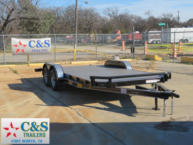 2019 Kearney 18 CH 83X18 BP TA Utility Trailer