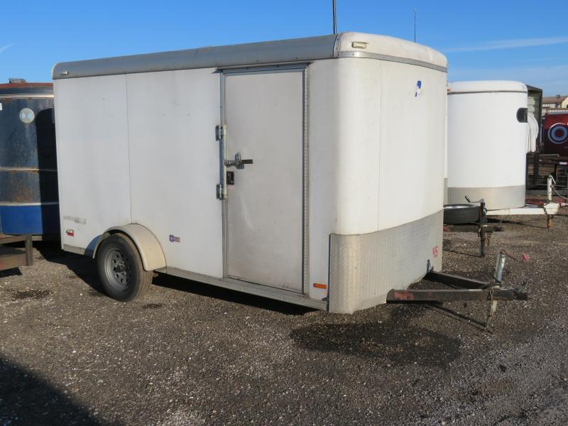Rental 45 - Pace American CS612' Enclosed Cargo Trailer