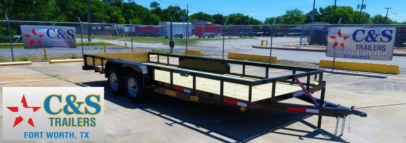 2019 Kearney 83 x 20 Utility Trailer in Ashburn, VA