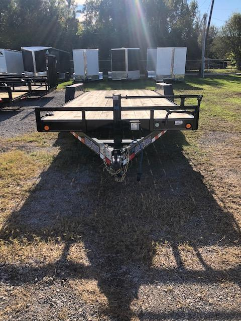 2018 Load Trail 83x20 BPTA Car / Racing Trailer