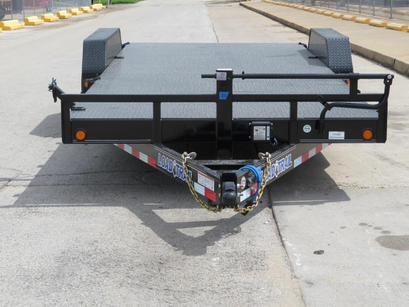 2019 Load Trail 83 x 20 Equipment Trailer