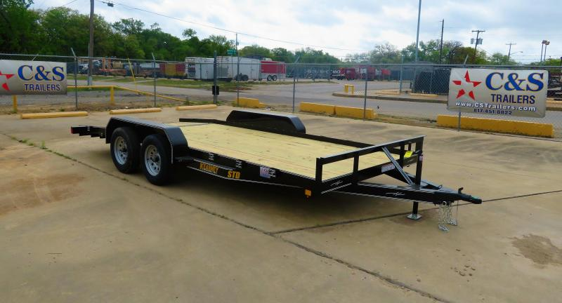 "2019 Kearney 83"" x 18' Car Hauler in Ashburn, VA"