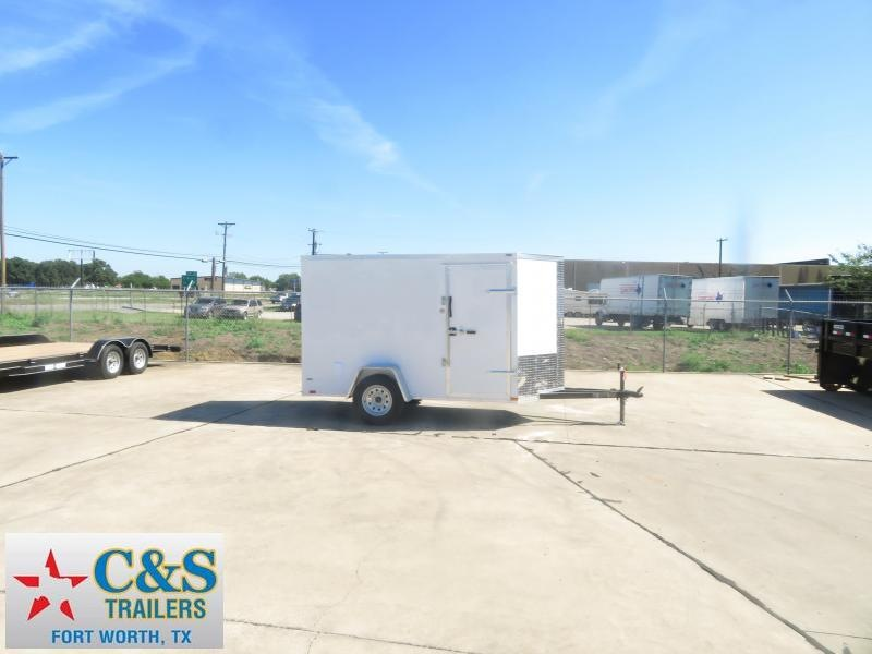 2019 Lark 5 x 10 Enclosed Cargo Trailer