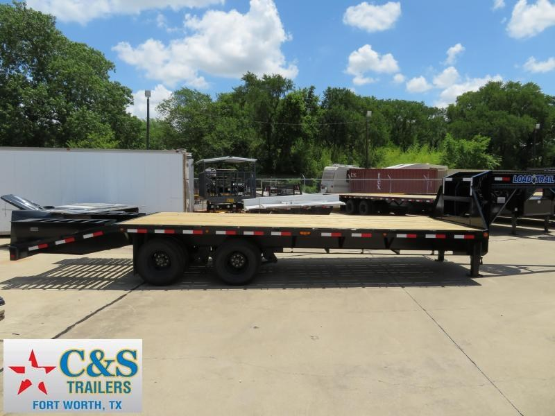 2018 Load Trail 102x25 Equipment Trailer