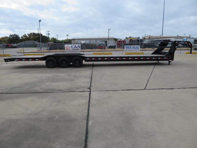 2018 Load Trail 102X40 Equipment Trailer