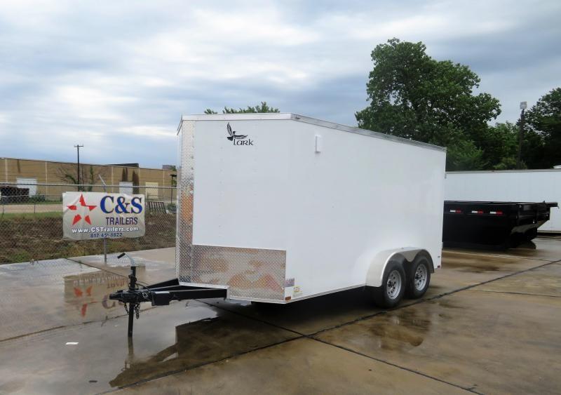 2019 Kearney 7 X 14 Enclosed Cargo Trailer