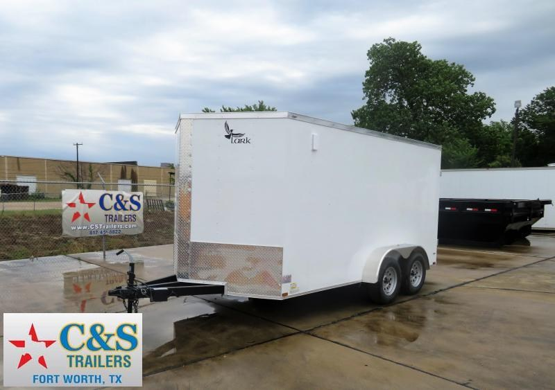 2019 Kearney 7 X 14 Enclosed Cargo Trailer