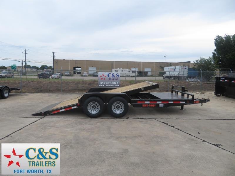 2019 Buck Dandy 45118 Equipment Trailer