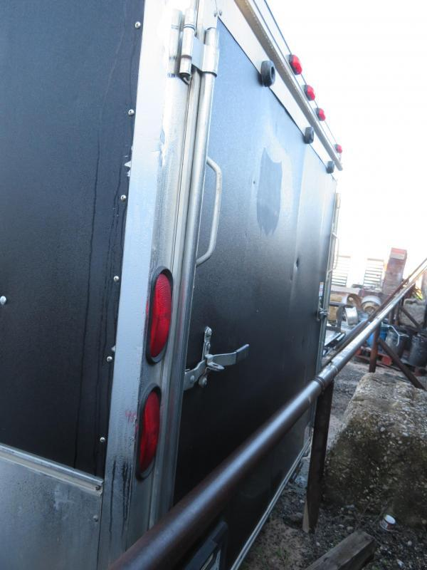 Rental 58 - H and H 14' Cargo Motorcycle Trailer