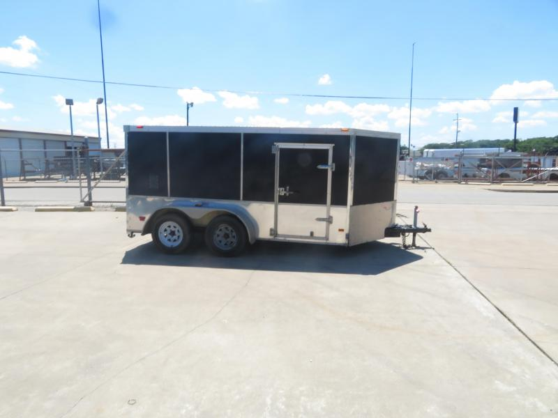 Rental 58 - Haulmark 12' Cargo Motorcycle Trailer