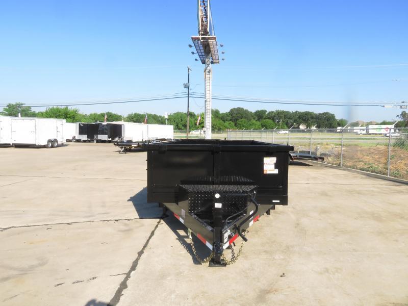 2019 U.S. Built 7 X 14 Dump Trailer