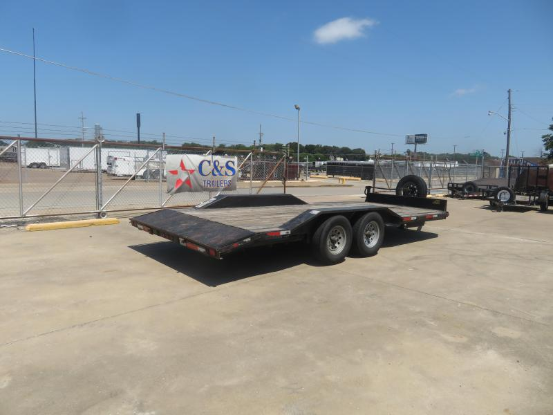 Rental 73 - 2015 Car Hauler Car / Racing Trailer