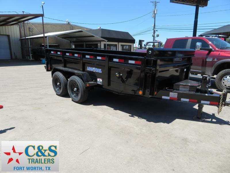2018 Load Trail 7X14 Dump Trailer