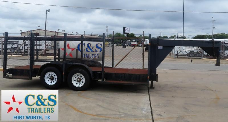 1996 Other 83 x 16 Other Trailer