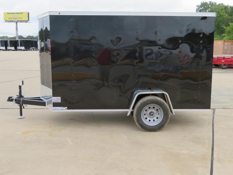 2019 Salvation Trailers 5 x 10 Enclosed Cargo Trailer