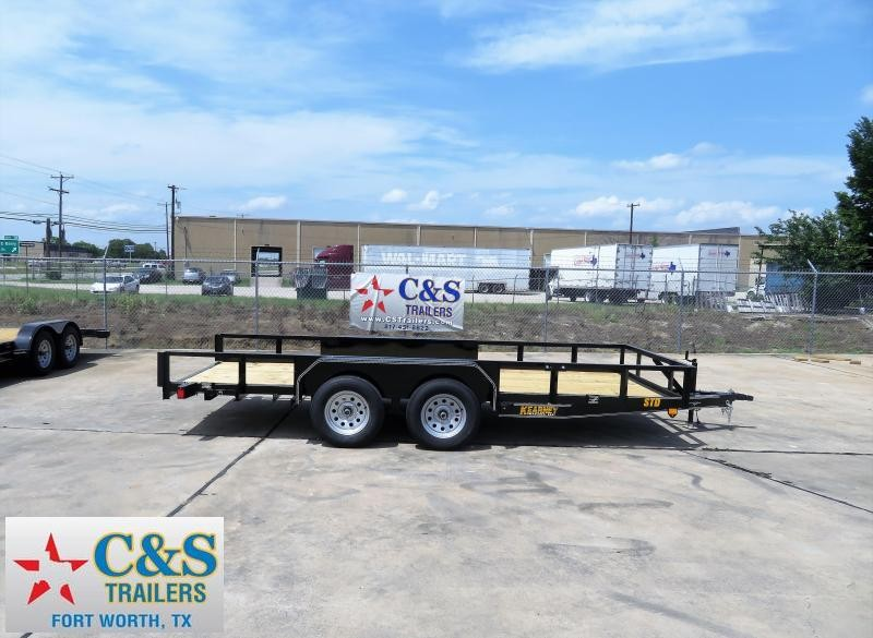 2019 Kearney 77 X 16 Utility Trailer in Ashburn, VA