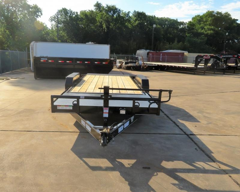 2019 Buck Dandy 83 x 20 Tilt Trailer in Ashburn, VA