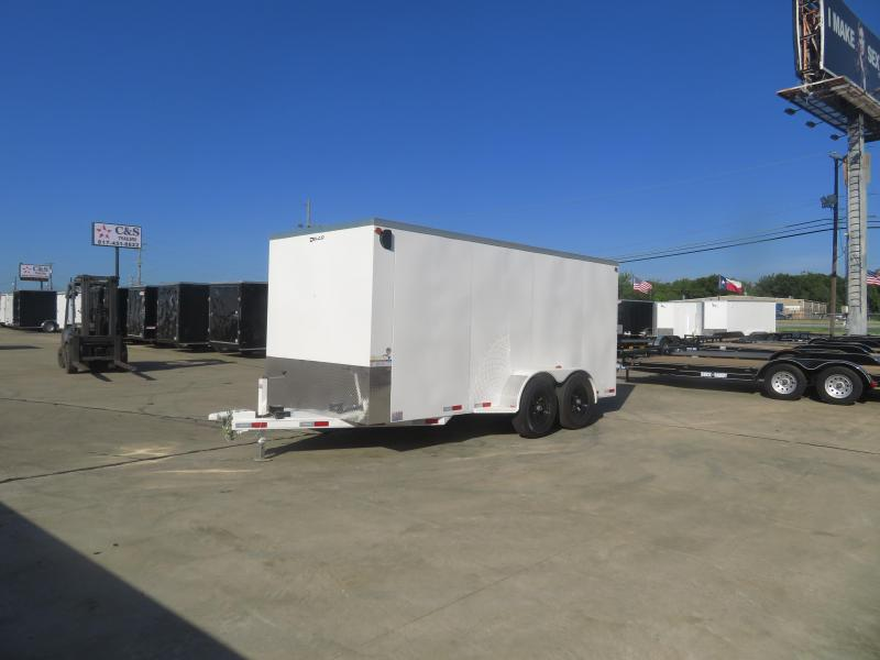 2019 Delco Trailers 80 x 16 Enclosed Cargo Trailer