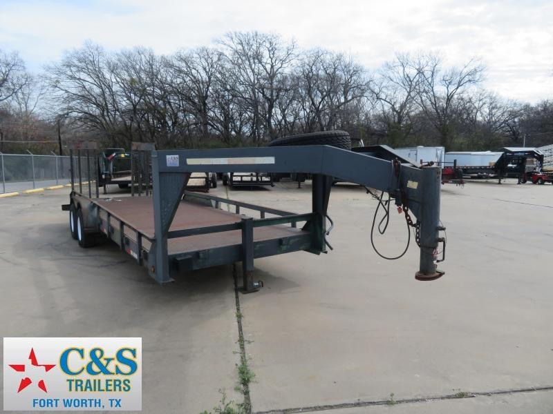 1999 Other 83 x 20 Utility Trailer