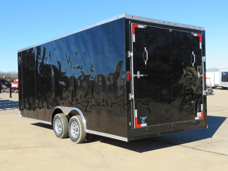 2019 Salvation Trailers 8.5 x 20 Enclosed Cargo Trailer