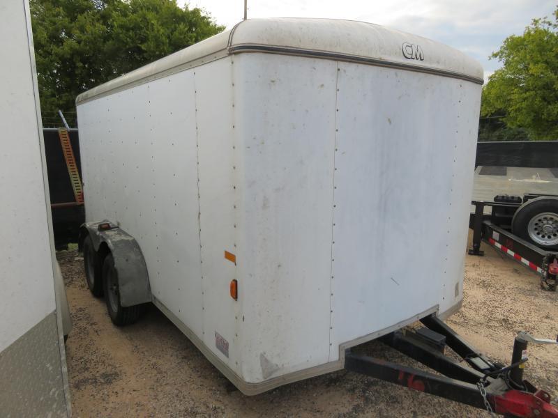 Rental 16 - CM 7' x 14' Enclosed Cargo Trailer