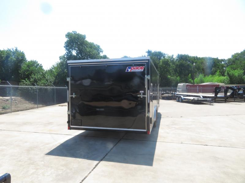 2019 Pace American 8.5 X 24 Enclosed Cargo Trailer