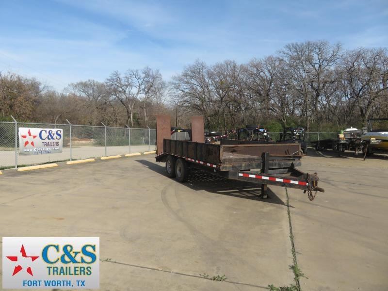 1999 Other 102 X 18 Utility Trailer